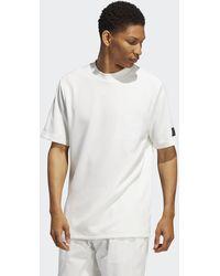 adidas Adicross Evolution Polo Shirt - White