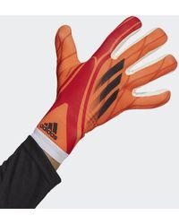 adidas X Training Handschoenen - Rood