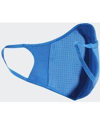 adidas FACE CVR SMALL - Blau