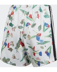 adidas Pantalón corto Allover Print - Multicolor