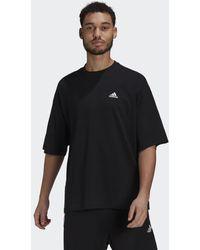 adidas T-shirt - Zwart