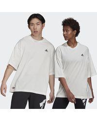 adidas T-shirt - Wit