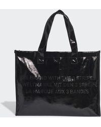 adidas Shopper Tas - Zwart