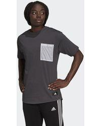 adidas Sportswear Summer Pack T-shirt - Grijs