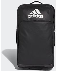 adidas Trolley Tas Medium - Zwart