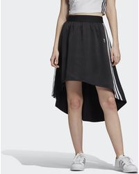 adidas Satin Rok - Zwart