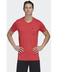 adidas TERREX Graphic T-Shirt - Rot