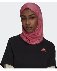 adidas Sport Hijab - Pink