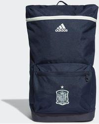 adidas Spanje Rugzak - Blauw