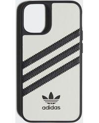 adidas Moulded Samba For Iphone 12 Mini - White