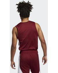 adidas N3xt L3v3l Prime Game Shirt - Rood