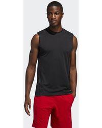 adidas AEROREADY 3-Streifen Shirt - Schwarz