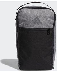 adidas Golf Shoe Bag - Gray