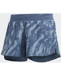 adidas Saturday Graphic Shorts - Blau