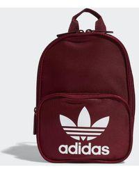 2b1ac8485b2f Lyst - adidas Classic Backpack Medium in Pink