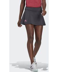 adidas Gonnellino Primeblue Tennis Knit - Grigio
