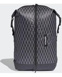 adidas Premium Essentials Roll-top Rugzak - Zwart