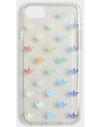 adidas Clear Case Iphone 8 - Meerkleurig