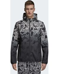 adidas - Coupe-vent Camouflage - Lyst