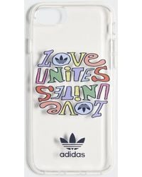 adidas Pride Allover Print Iphone 8 Snapcase - Groen