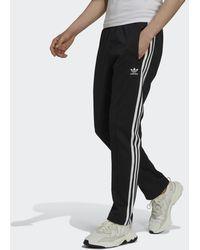 adidas Track pants adicolor Classics Beckenbauer Primeblue - Nero