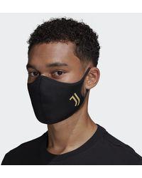 adidas Juventus Face Covers 3-pack M/l - Black