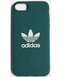adidas Adicolor Snap Case Iphone 8 - Groen