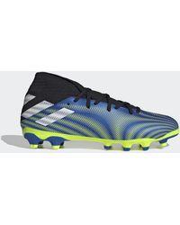 adidas Chaussure Nemeziz.3 Multi-surfaces - Bleu