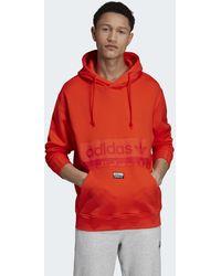 adidas R.Y.V. Hoodie - Orange
