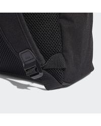 adidas Classic Roll-top Rugzak - Zwart