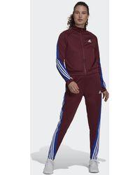 adidas Sportswear Teamsport Trainingsanzug - Rot