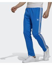 adidas Adicolor Classics Beckenbauer Primeblue Trainingshose - Blau