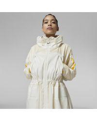 adidas By Stella Mccartney Lichtgewicht Parka Wind.rdy - Wit