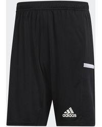 adidas Team 19 Short - Zwart