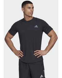 adidas 25/7 Primeblue T-Shirt - Schwarz