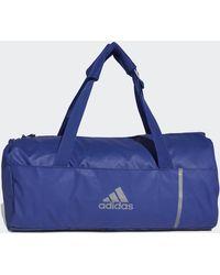 adidas Convertible Training Duffel Bag Medium - Blue