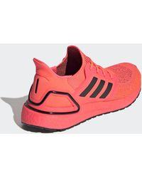 adidas Ultraboost 20 Schoenen - Roze
