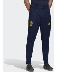 adidas Zweden Sportbroek - Blauw