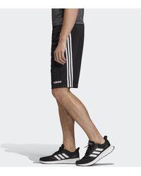 adidas Pantalón corto Design 2 Move Climacool 3 bandas - Negro