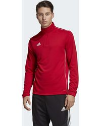 adidas Core 18 Trainingstop - Rot