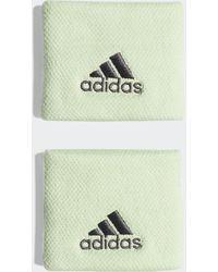adidas Tennis Wristband Small - Green