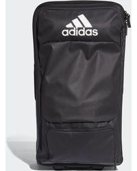 adidas Team Trolley Bag - Black