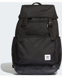 1d681e4552 Sac dos avec grand logo virgule Nike en coloris Noir - Lyst