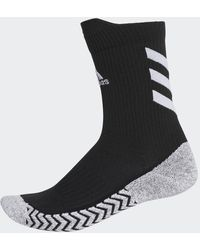 adidas Alphaskin Traxion Sokken - Zwart
