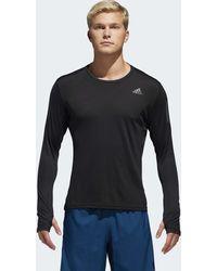 adidas T-shirt Own the Run - Noir