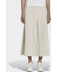 adidas Y-3 Classic Track Skirt - Natural