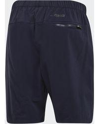 adidas Short Terrex Liteflex - Blu