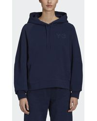 adidas - Sudadera con capucha Y-3 Classic Chest Logo - Lyst