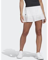 adidas Gameset Match Skort - Wit