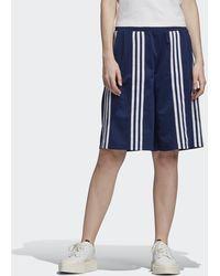 adidas Short - Blauw